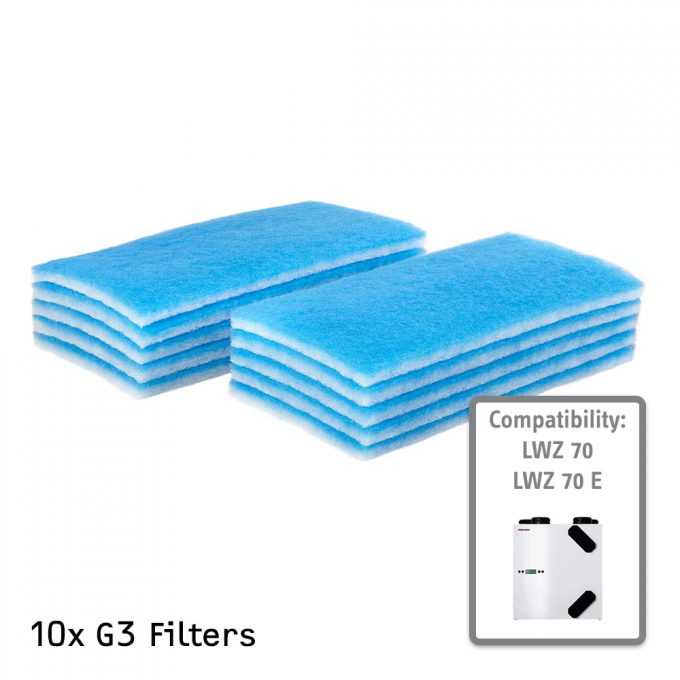 G3 Air Filter for STIEBEL ELTRON LWZ 70 and 70 E