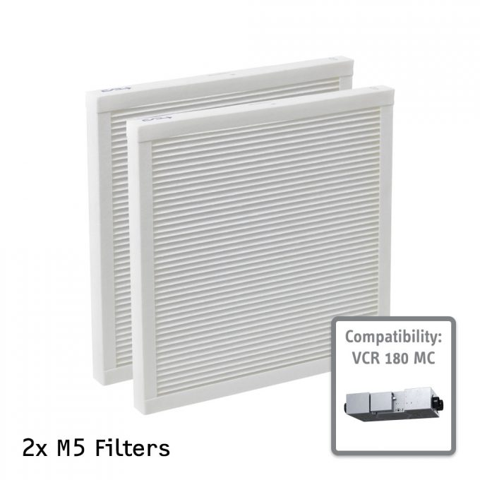 M5 Air Filter for STIEBEL ELTRON VCR 180 MC