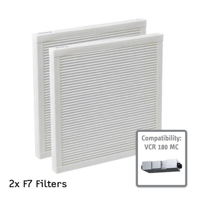 F7 Air Filter for STIEBEL ELTRON VCR 180 MC