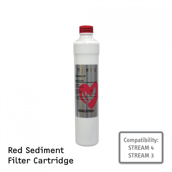 STREAM Red Replacement Cartridge
